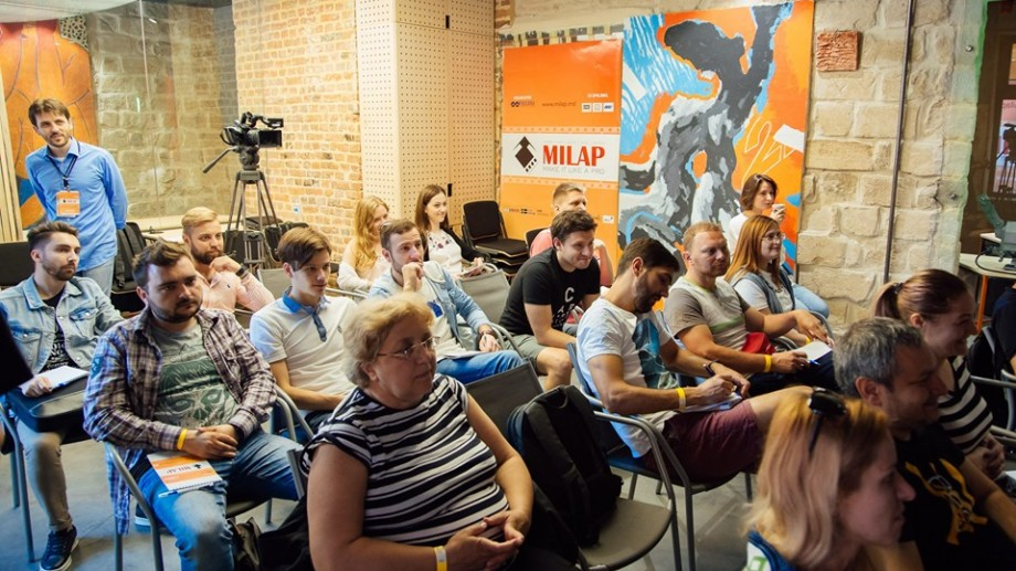 "Peste o sută de persoane pasionate de cinematografie vor participa la workshopul ""MILAP"" ACTION"