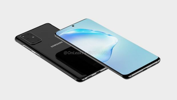 (foto, video) Noul Samsung Galaxy S11+ ar putea avea o cameră uriașă de 108 MP. Lansarea telefonului se preconizează pentru anul 2020