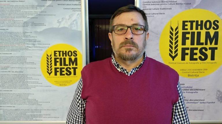 (foto) Regizorul moldovean Dumitru Grosei, premiat în cadrul unui festival internațional de film și fotografie