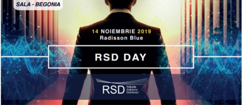 """E gratis! Află totul despre securitatea cibernetică în cadrul """"RSD Day"""" din 14 noiembrie 2019"""