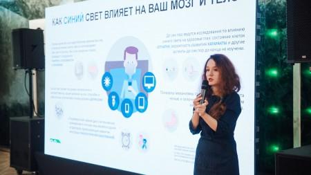 (video) Matinali sau nocturni? Experta ucraineană în cronobiologie Olga Masolova explică cum funcționează bioritmurile