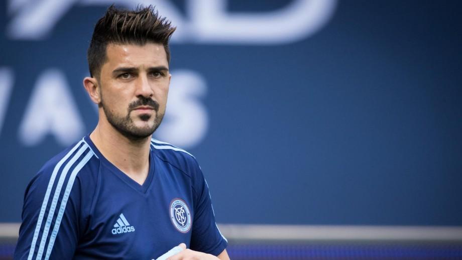 (video) Fotbalistul spaniol David Villa și-a anunțat retragerea din fotbalul profesionist