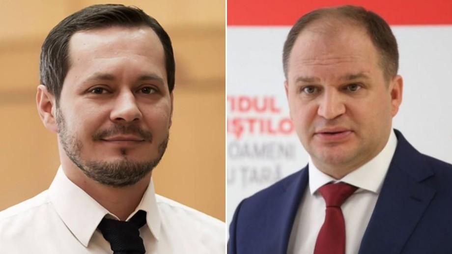 """Codreanu îi dă sfaturi lui Ion Ceban: """"Nu vă mai victimizați și fiți conectat la problemele cetățenilor"""""""