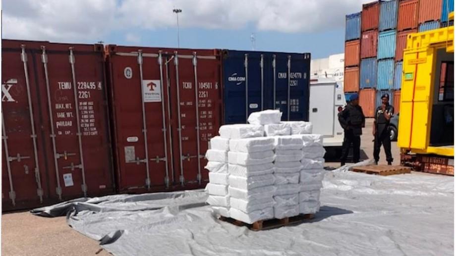 (video) O companie din Moldova a introdus în Europa peste două tone de cocaină din Republica Suriname