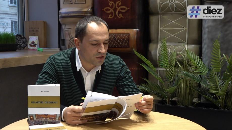 """(video) """"Avem nevoie de un drept comun, nu doar al unora."""" Juristul Igor Blanari despre """"Un altfel de drept"""""""
