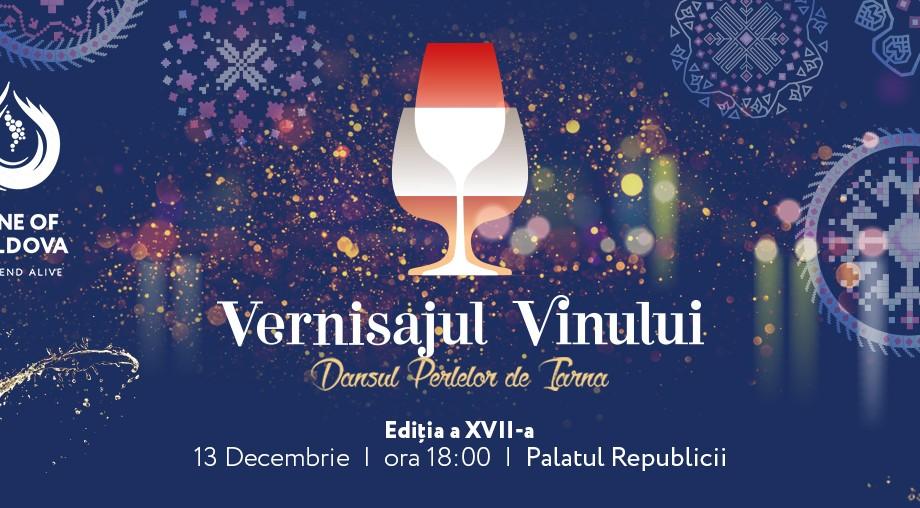 Vernisajul Vinului revine la Chișinău cu cea de-a XVII-a ediție. Unde va avea loc evenimentul