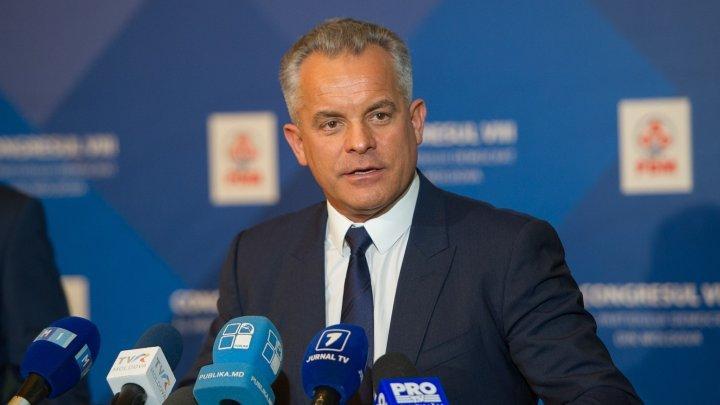 """(doc) Deputatul Dumitru Alaiba: """"Vladimir Plahotniuc nu are dreptul să intre pe teritoriul Elveției și a Liechtensteinului"""""""