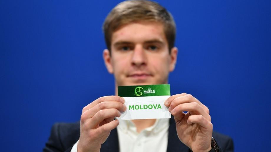 Moldova va găzdui turneul de calificare pentru Campionatului European pentru juniori U19