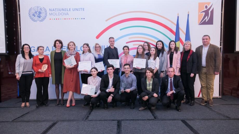 Cine sunt câștigătorii premiilor ONU pentru Drepturile Omului 2019 în Moldova