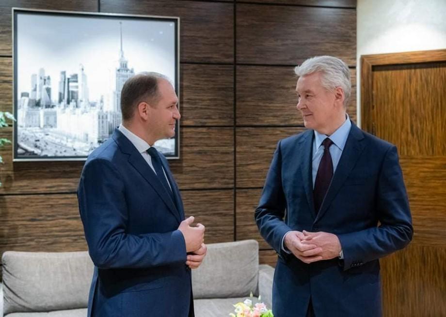 """Ion Ceban despre vizita oficială în Rusia. """"Am plătit noi, din sursele noastre, nu am cheltuit bani publici"""""""
