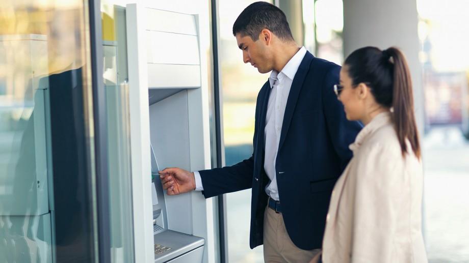 Nou: încasarea numerarului la bancomat pentru persoane juridice, exclusiv la MAIB