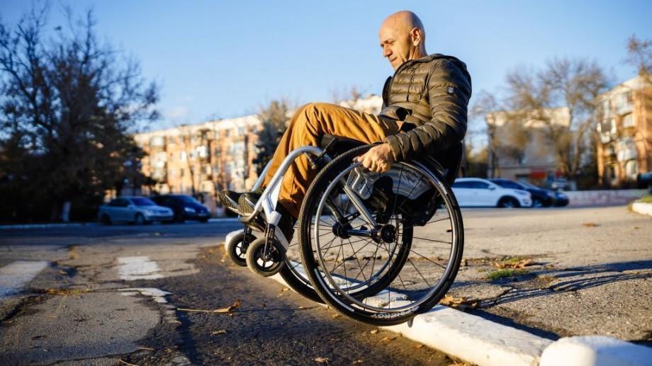 (foto, video) Povestea unui activist cu dizabilități din Bender, care luptă pentru egalitate
