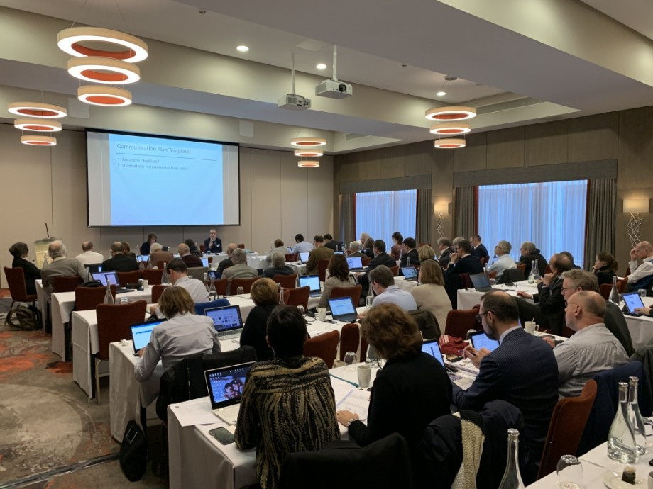 UTM a participat la cea de-a 56-a întâlnire a Comitetului European pentru Standardizare