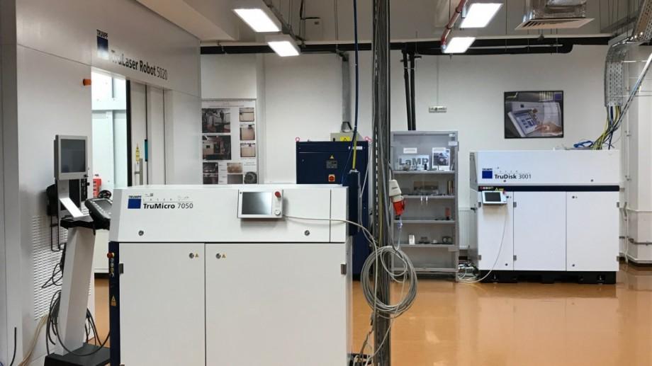 Noi orizonturi pentru dezvoltarea cercetărilor științifice în fizica laserelor la Universitatea de Stat din Moldova