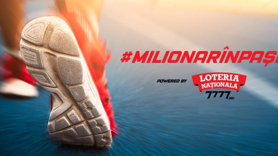 Câștigătorul campaniei Milionar în Pași a fost desemnat. Cine este el, ce premiu va primi și în cadrul cărui mare eveniment se va întâmpla asta