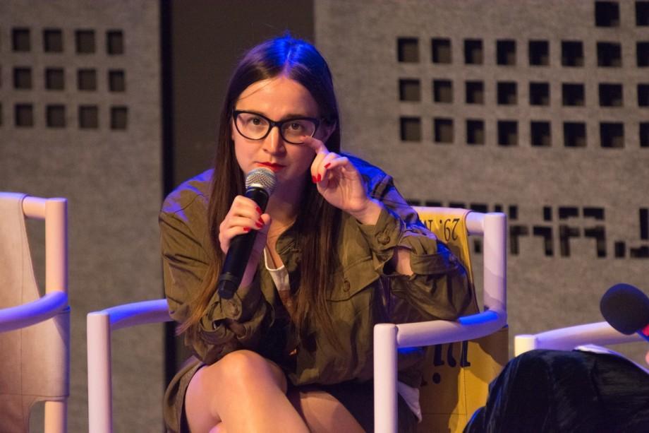 """Paula Erizanu a fost nominalizată la premiul """"Words by Women"""", categoria jurnalista anului din domeniul cultural"""