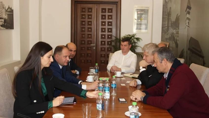 Ceban a avut o întrevedere cu primarul sectorului 1 al municipiului București. Despre ce au discutat