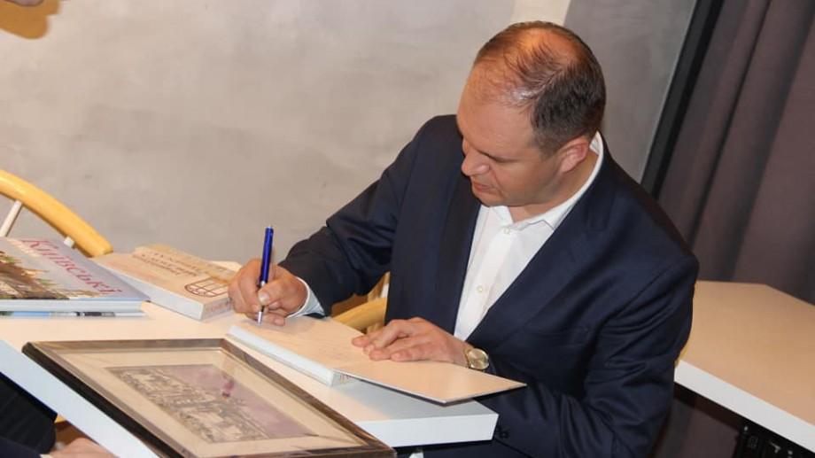 Ion Ceban: Vom colabora intens cu primarul de Kiev și vom face schimb de expertiză