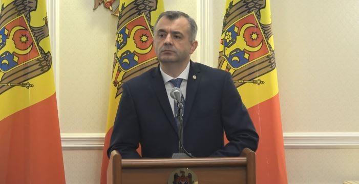 """Chicu: """"Problema cu tranzitul gazelor naturale rusești spre Moldova prin Ucraina este din cauza divergenţelor dintre Rusia și Ucraina"""""""