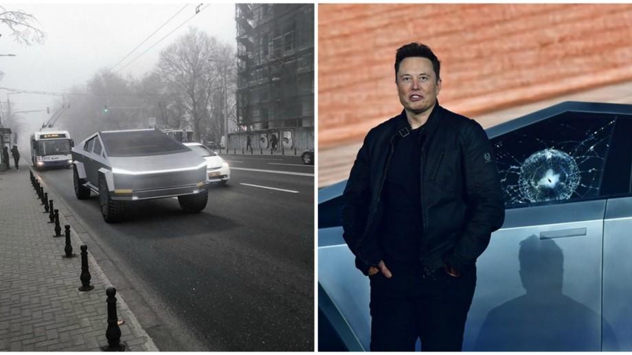 Epopeea Tesla Cybertruck: Design futuristic, geam spart, sute de mii de precomenzi și meme-uri moldovenești
