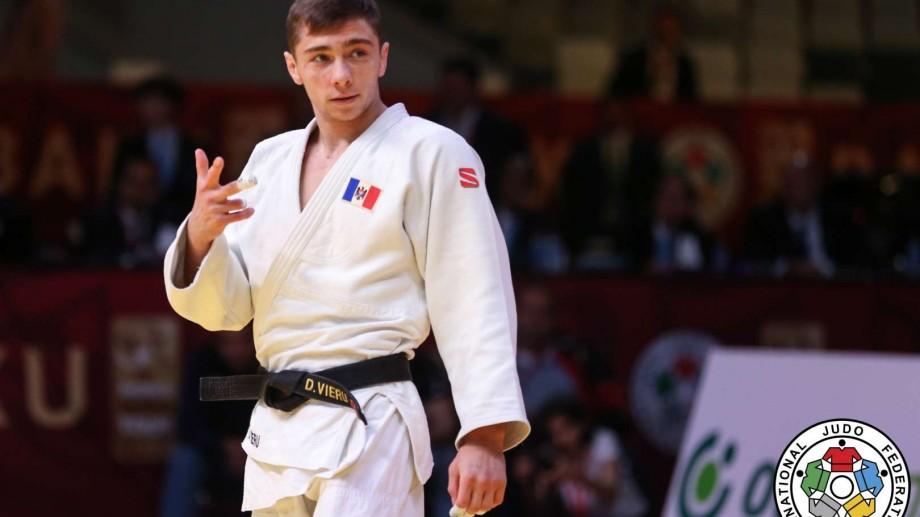 Judocanul Denis Vieru a fost desemnat cel mai bun sportiv din Chișinău