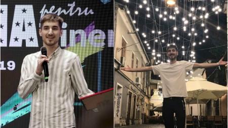 (video) Tinerii de la Codreanca au blocat circulația rutieră, dansând în semn de protest