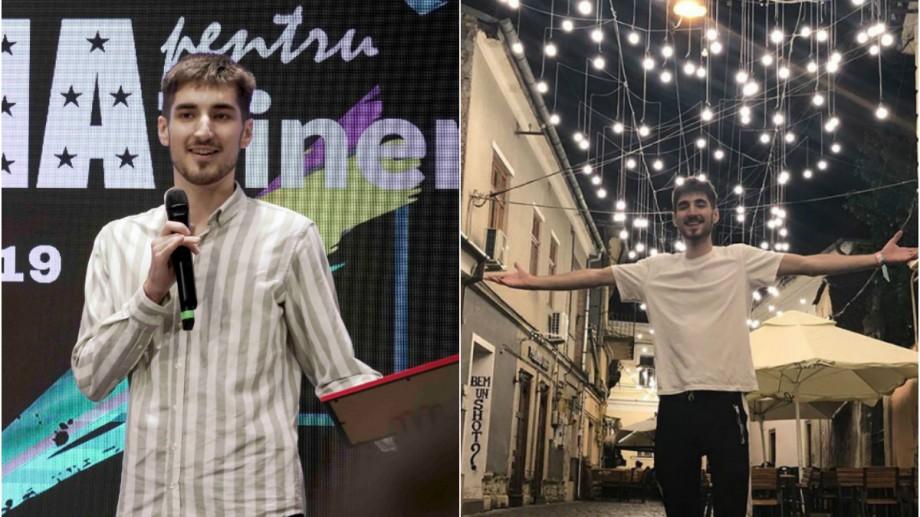 """(foto, video) """"Fără lumini, obiective și filtre."""" Cum Valeriu Coadă a adunat peste 50 de mii de urmăritori pe TikTok în două săptămâni"""