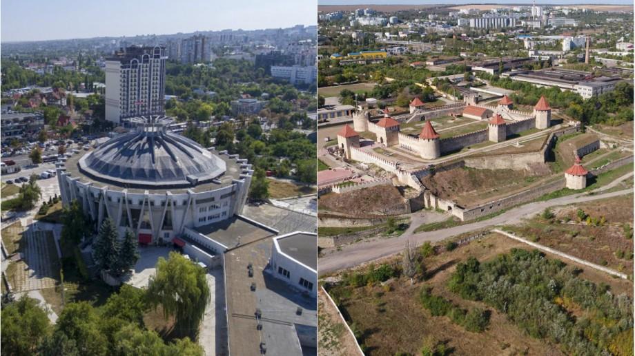 (foto) Cetatea Tighina și Circul din Chișinău vor fi renovate cu sprijinul Uniunii Europene