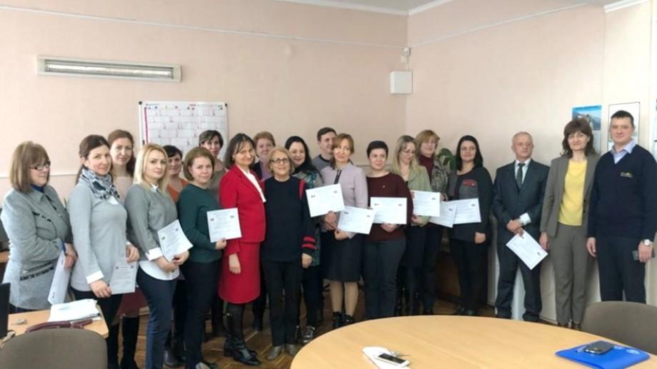 A treia promoție de profesori de la UTM a absolvit cursurile de limbă engleză