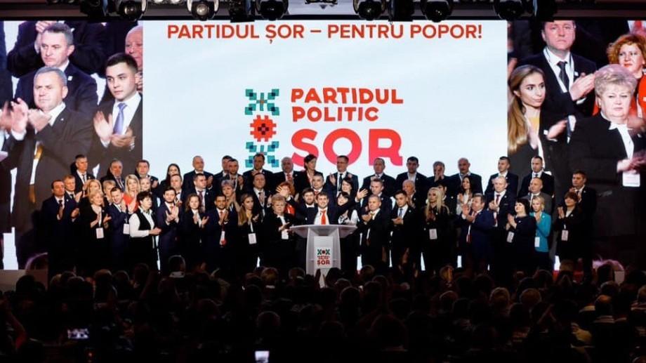 """Reacția Partidului Politic """"ȘOR"""" la pretențiile financiare de 2 milioane de lei: """"Obligativitate de a plăti sumele calculate de CEC este incorectă"""""""