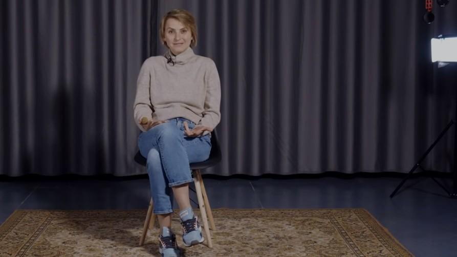 """(video) Proprietara agenției de creație Casa Imago, Olga Radu, povestește despre primul său job: """"A fost la 12 ani"""""""