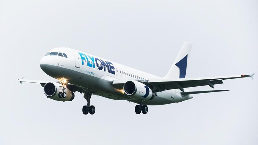 FlyOne lansează o noua cursă din Chișinău. Care este destinația
