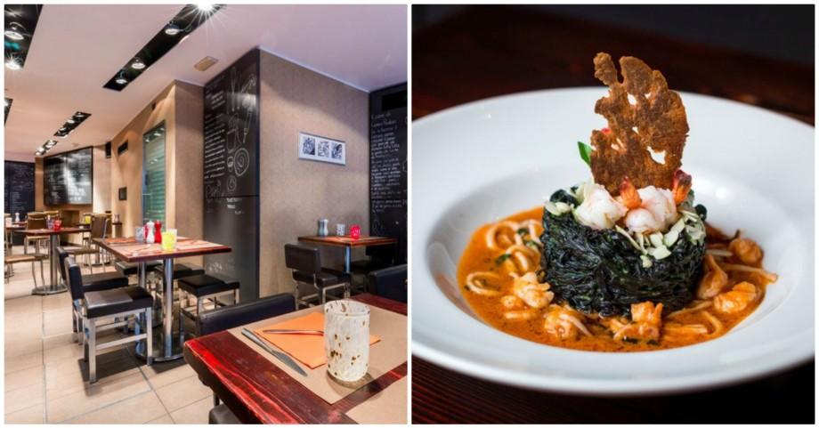 (foto) Restaurantul unei moldovence a ajuns în top zece cele mai bune localuri din Veneția