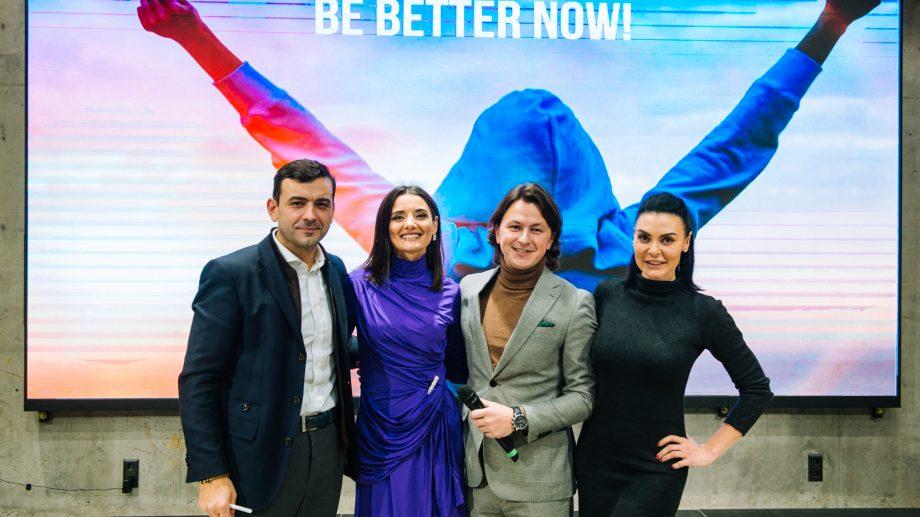 """(foto) Speakerii """"2020 BeBetter Resolutions"""", despre schimbările mici care fac diferența"""