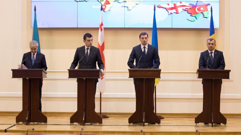 Georgia, Ucraina, Azerbaidjan și Moldova caută soluții pentru identificarea căilor de simplificare a circulației oamenilor și a mărfurilor în spațiul GUAM