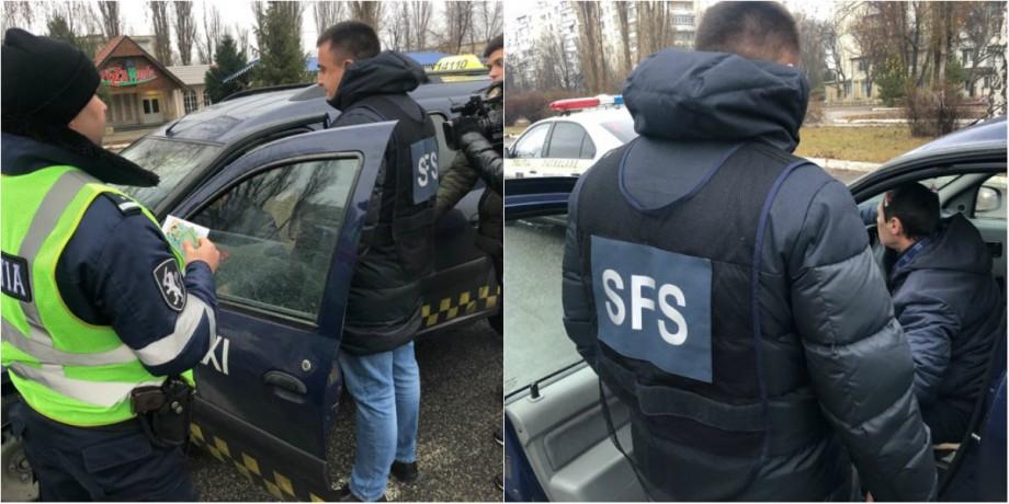 Serviciul Fiscal de Stat a verificat activitatea taximetriștilor. Până în prezent, au fost depistate circa 200 de încălcări