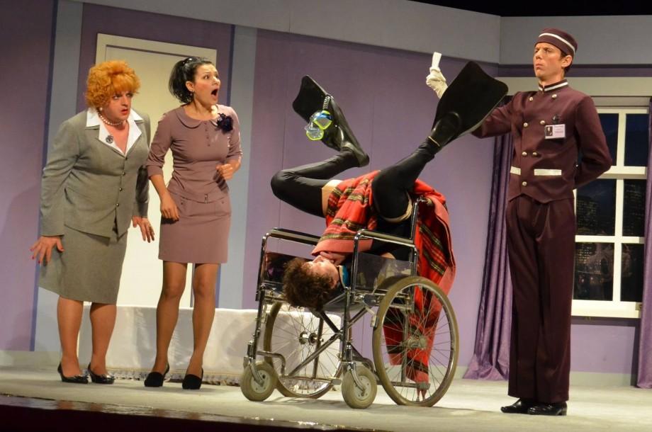 """Repertoriul spectacolelor care vor fi jucate săptămâna viitoare la Teatrul Național """"Mihai Eminescu"""""""