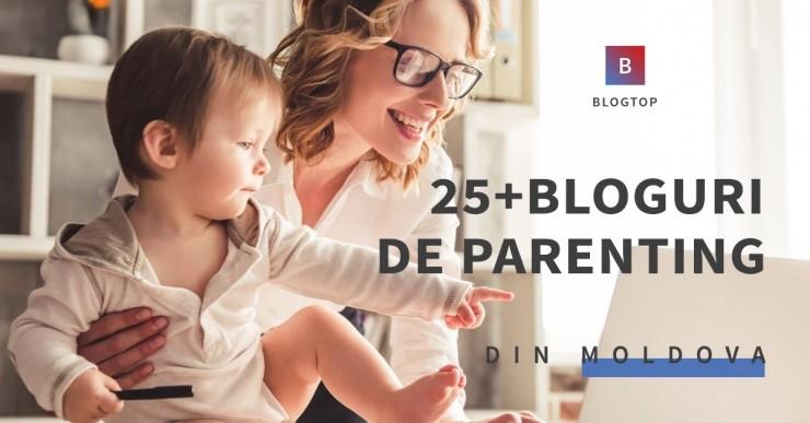 Ai nevoie de sfaturi sau vrei să cunoști experiența altor părinți? Iată 25+ bloguri de parenting din Moldova