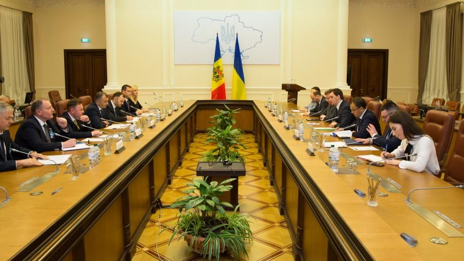 Moldova și Ucraina vor avea în viitor o zonă economică liberă comună