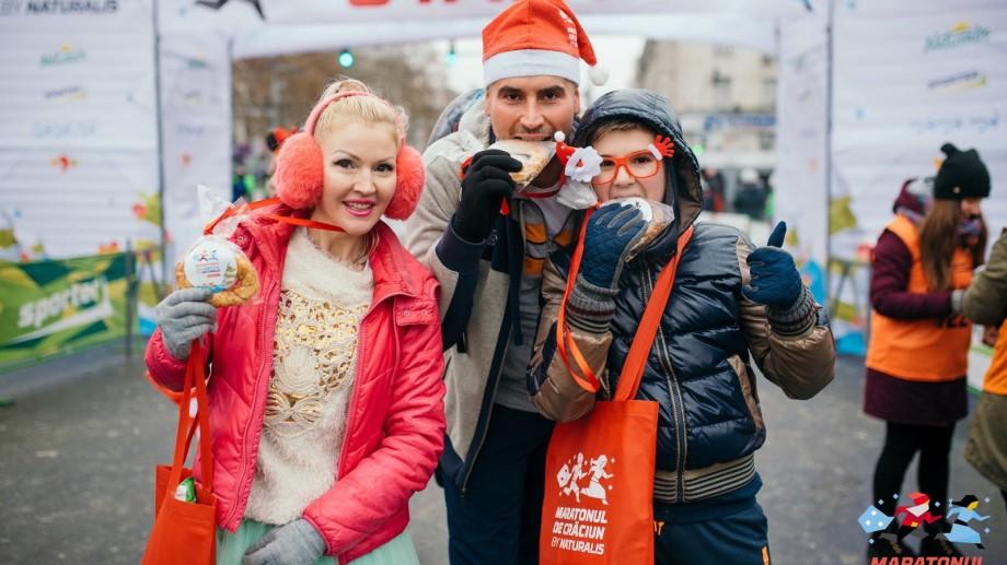 Personaje de poveste, cadouri, zâmbete și emoții. Ce surprize te așteaptă la Maratonul de Crăciun