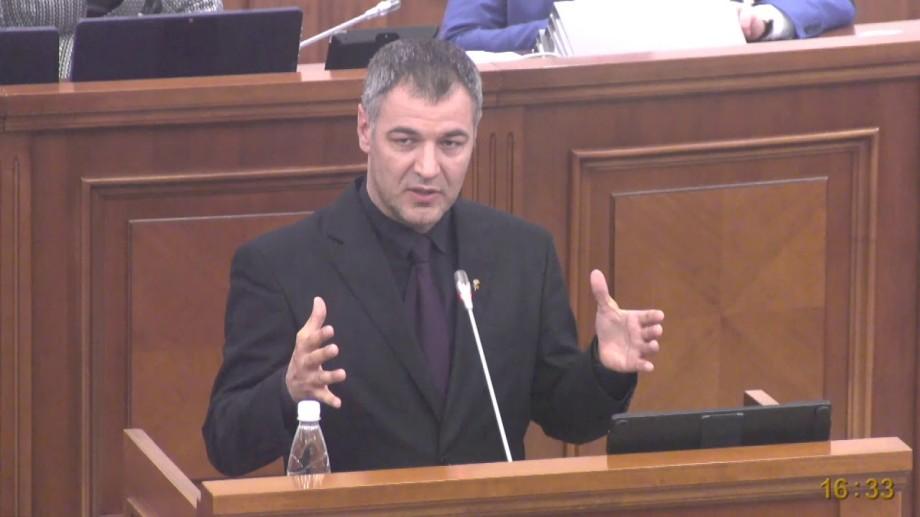 Octavian Țîcu a devenit președintele Partidului Unității Naționale