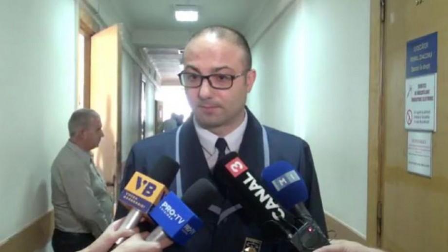 Șeful interimar al PCCOCS, Dorin Compan, a fost suspendat din funcție