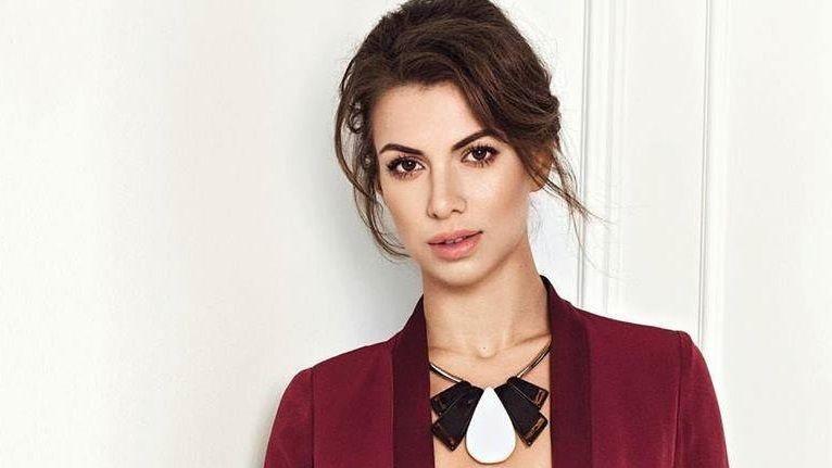 """(video) Moldoveanca Olga Blanc a fost desemnată """"Designera anului"""" în Rusia, potrivit revistei FB"""