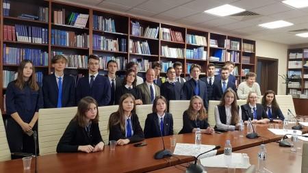 """Experienţa Centrului """"MAIB Studio Avanti"""" – un exemplu de succes studiat de reprezentanţii mai multor ţări"""