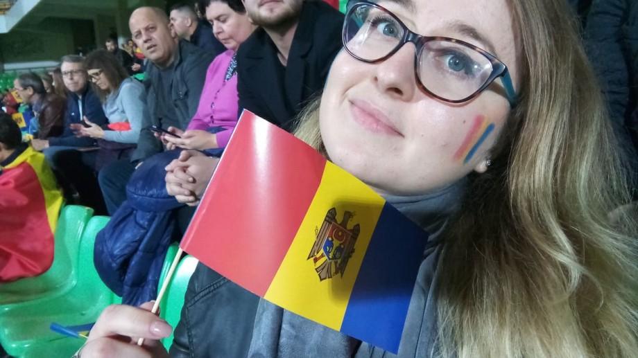 """""""La Chișinău mă simt mai liberă decât la Belgrad."""" O tânără din Serbia predă limba franceză la 6 universități din Chișinău"""