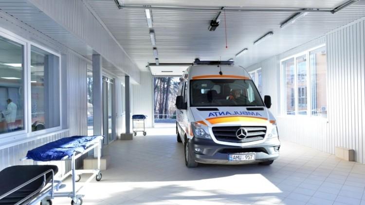 (foto) Trei secții din cadrul Spitalului Clinic Municipal au fost inaugurate după reparație capitală. Cum arată acestea