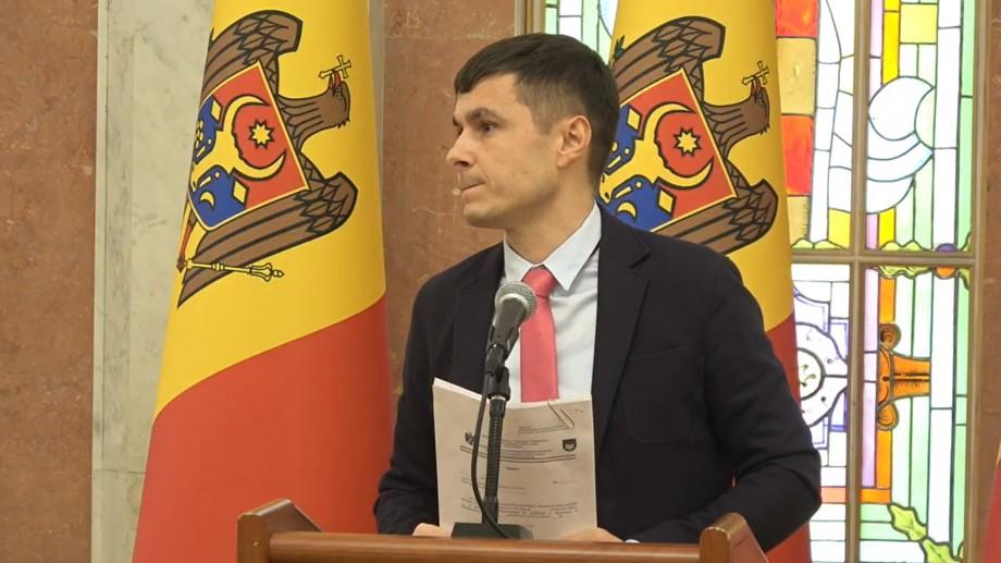 Deputații blocului ACUM au depus o moțiune simplă contra ministrului justiției, Fadei Nagacevschi