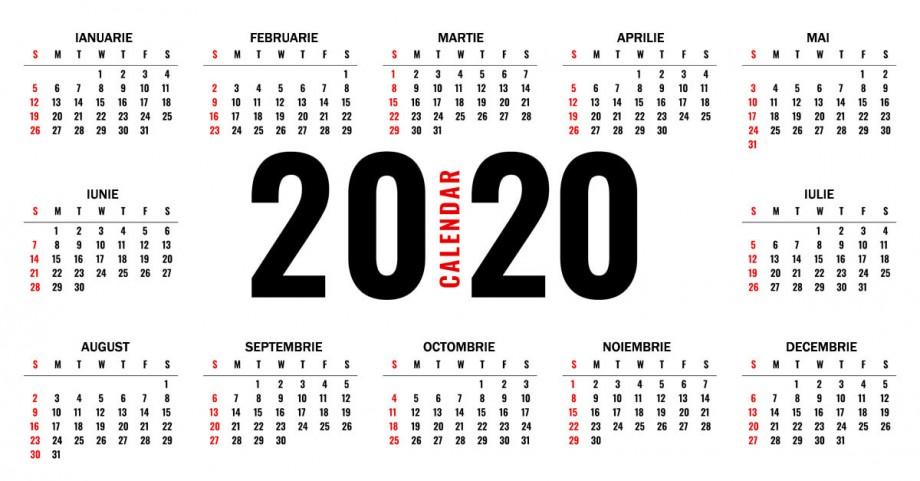 Guvernul va oferi două zile de odihnă în anul 2020. Care sunt acestea