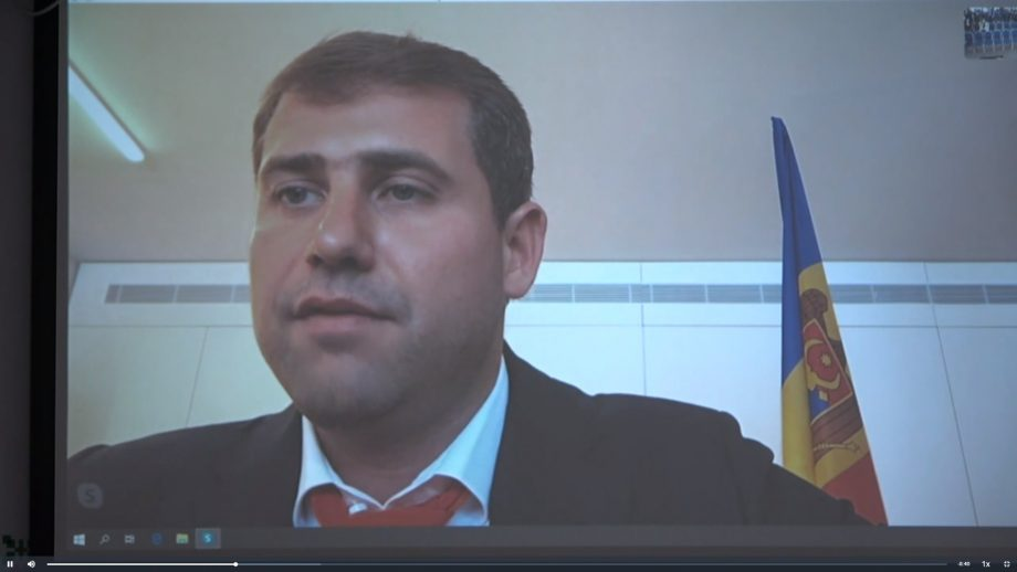"""(video) Ilan Șor a prezentat pe Skype candidatul partidului său pentru alegerile parlamentare noi: """"În curând ne vom vedea"""""""