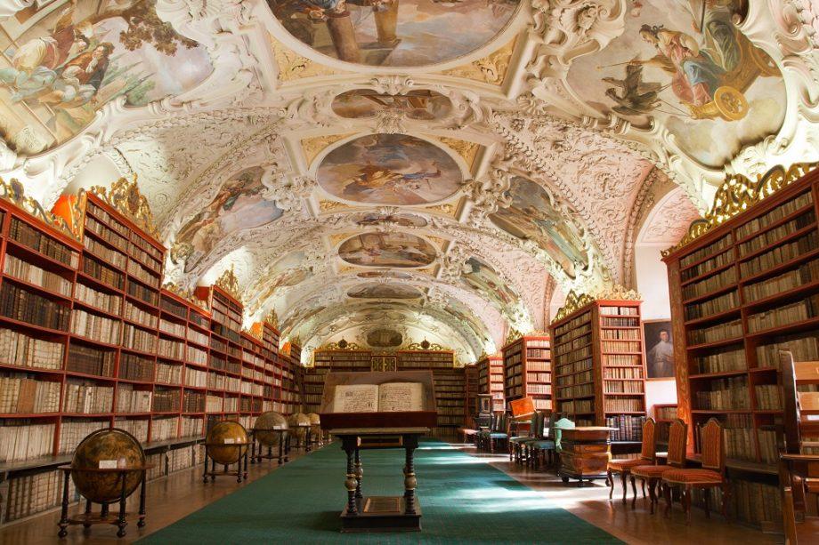(foto) Dețin 12 milioane de articole sau sunt situate pe culmile centrelor istorice. Cinci cele mai uimitoare biblioteci din lume